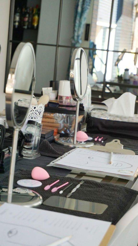 curso de maquillaje para profesionales