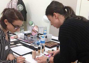 correcciones de maquillaje